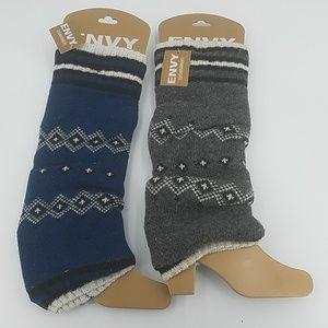 NWT Knit Leg Warmers